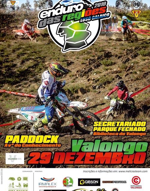 """Valongo recebe prova """"Enduro das Regiões"""" no último domingo do ano"""