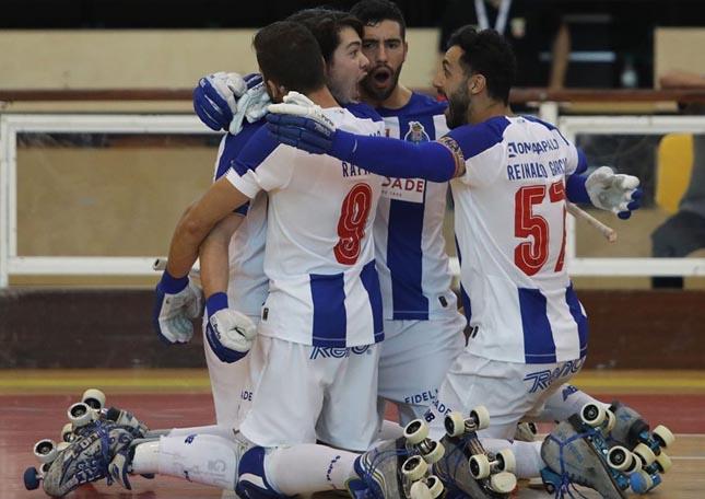 Passatempo Hóquei em Patins: FC Porto Fidelidade – Riba D'Ave HC