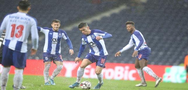 FC Porto vence Santa Clara e segue para os quartos de final da Taça de Portugal