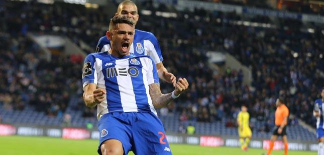 FC Porto goleia Tondela