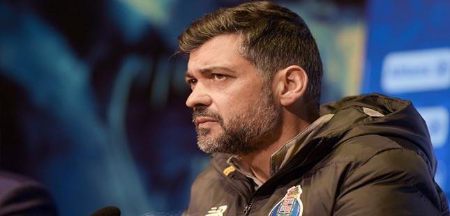 Sérgio Conceição quer vencer Rio Ave e manter a liderança no campeonato