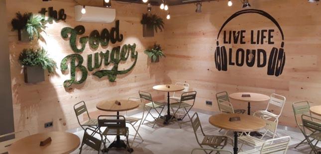 The Good Burger instala-se na estação de São Bento