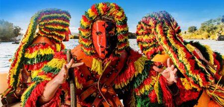 Macedo de Cavaleiros vive primeiro Entrudo Chocalheiro com selo da UNESCO