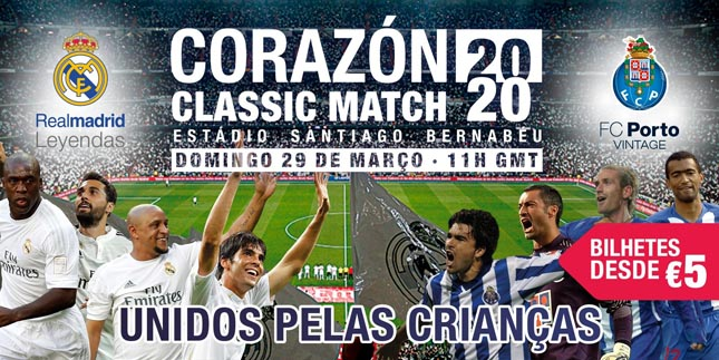 Vítor Baía, Deco, Bosingwa e Raúl Meireles convocados para jogo com o Real Madrid