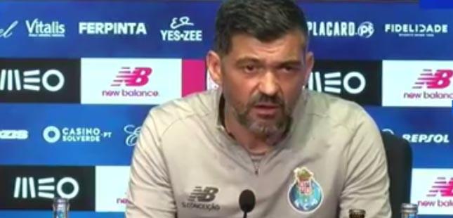 Sérgio Conceição eleito o melhor treinador de fevereiro