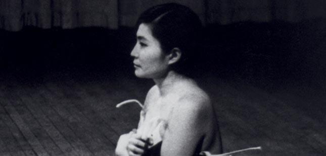 Yoko Ono convida mulheres a integrarem a sua obra