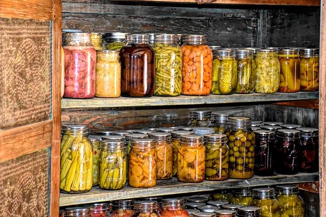Alimentos saudáveis para armazenar em casa
