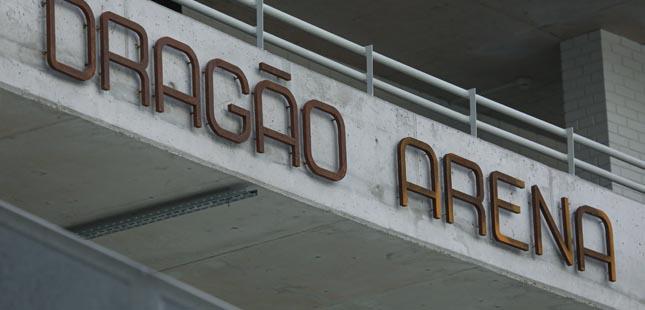 Treinos regressam ao Dragão Arena a partir de segunda-feira
