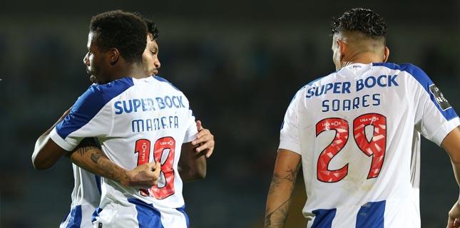 FC Porto reconquista liderança do campeonato