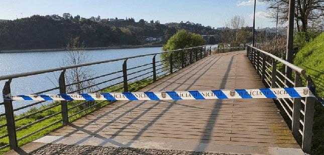 Gondomar: Passadiços de Gramido e Rio Tinto encerrados