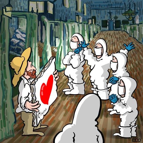 PortoCartoon lança galeria virtual anti-Covid-19